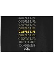 Coffee Life  Rectangle Cutting Board thumbnail