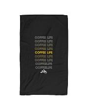 Coffee Life  Hand Towel thumbnail