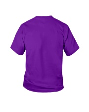 WR - Integritas - Purple - Youth Youth T-Shirt back