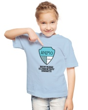 WR - Animo - Blue - Youth Youth T-Shirt lifestyle-youth-tshirt-front-2