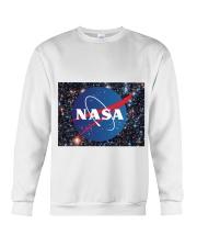 NASA TSHIRT Crewneck Sweatshirt front