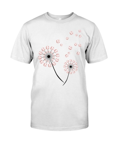Baseball - Dandelion flower