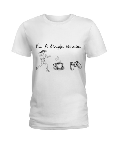 Running - Coffee Tea - Game