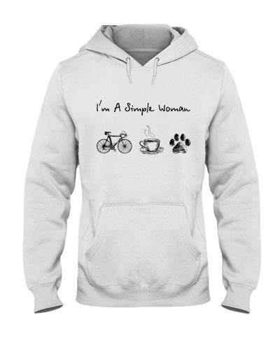 Bicycle - Coffee Tea - Dog paw