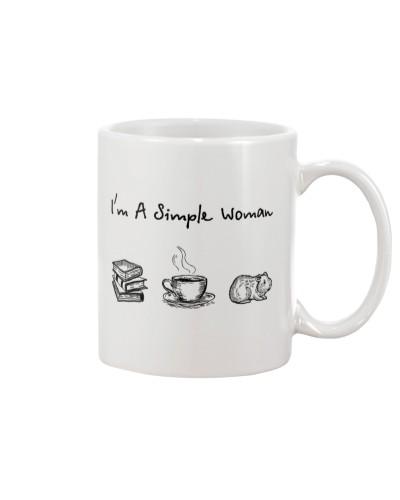 Book - Coffee Tea - Mouse