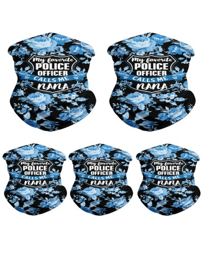 My Favorite Police Officer Calls Me Nana