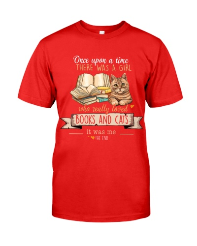 Books and Cats  Once upon a time there  was