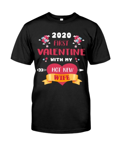 2020 first valentine with my hot new Wife