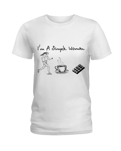 Running - Coffee Tea - Chocolate