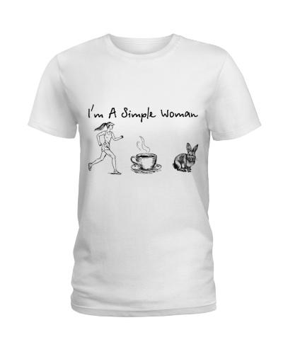 Running - Coffee Tea - Bunny
