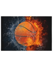 Basketball ball in Fire and Water 250 Piece Puzzle (horizontal) thumbnail