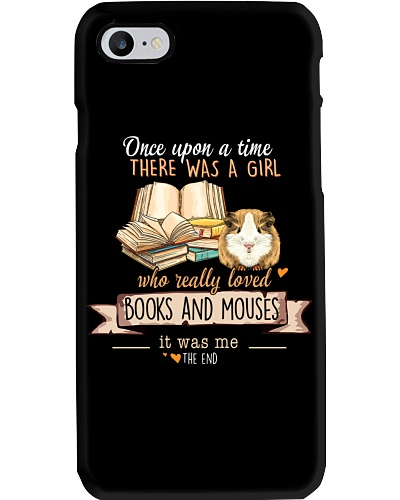 Books and Mouses Once upon a time there  was a