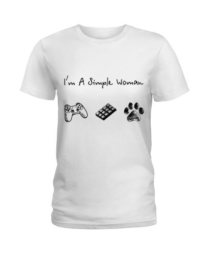 Game - Chocolate - Dog paw