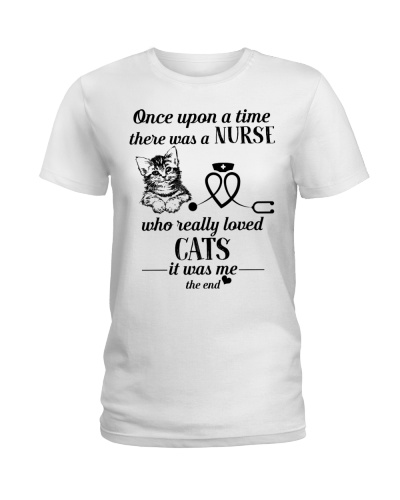 Nurse and Cats Once upon a time there was a girl