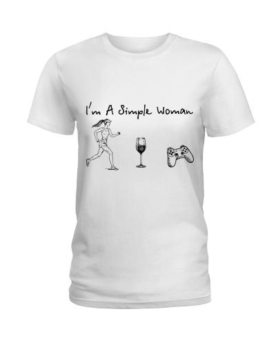 Running - Wine - Game