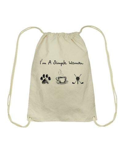 Dog paw - Coffee Tea - Golf