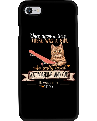 Skateboarding and Cats Once upon a time there