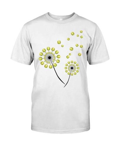 Softball - Dandelion flower
