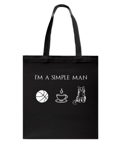 Basketball - Coffee Tea - Cat