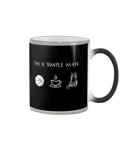 Basketball - Coffee Tea - Cat
