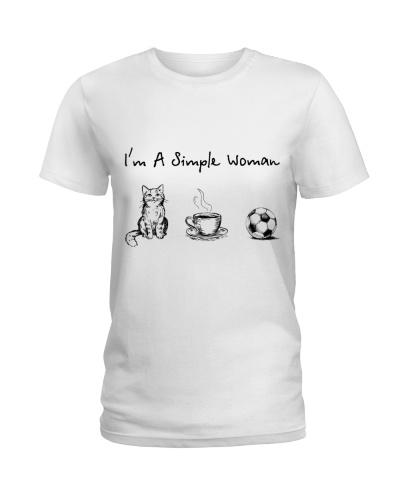Cat - Coffee Tea - Soccer