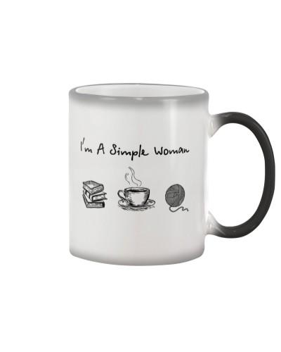 Book - Coffee Tea - Yarn