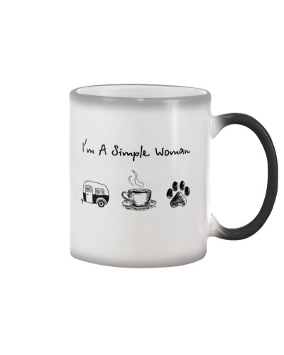 Camping - Coffee Tea - Dow paw