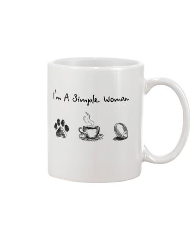 Dog paw - Coffee Tea - Football