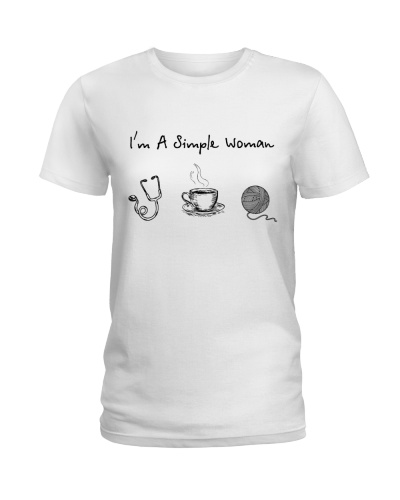 Nurse - Coffee Tea - Yarn