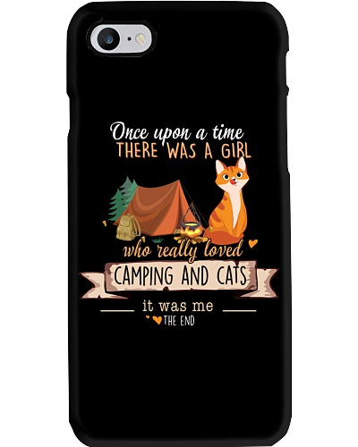 Camping and Cats Once upon a time there  was a