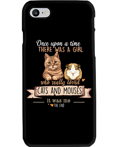 Cats and Mouses Once upon a time there  was a girl