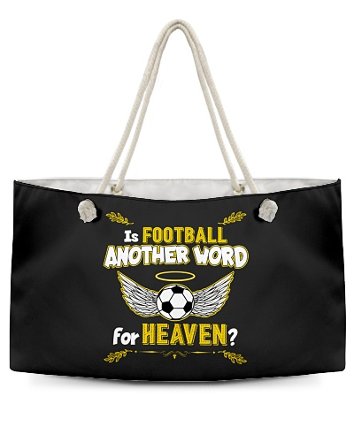 Is Football another word for Heaven