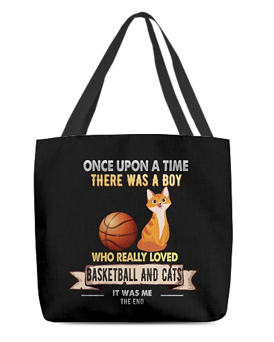 Basketball and Cats Once upon a time there  was a