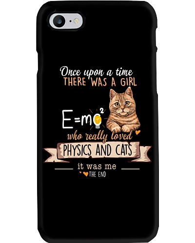 Physics and Cats Once upon a time there was a girl
