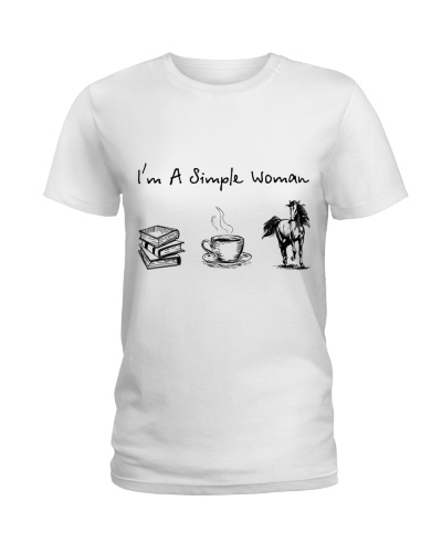 Book - Coffee Tea - Horse