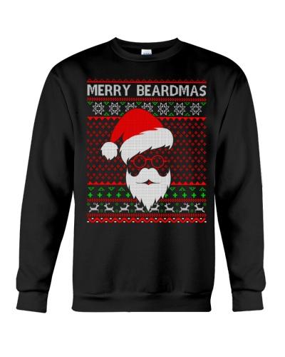 Merry beardmas ugly christmas
