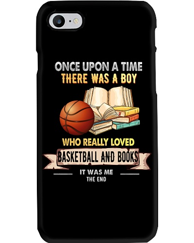 Basketball and Books Once upon a time there  was a
