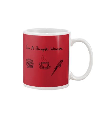 Book - Coffee Tea - Parrot