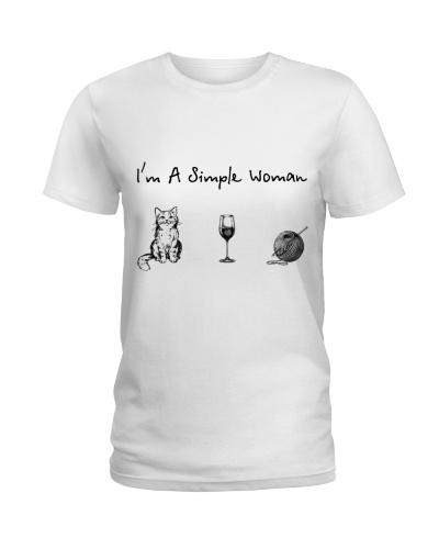Cat - Wine - Crochet