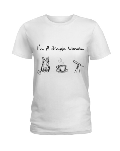 Cat - Coffee Tea - Astronomy