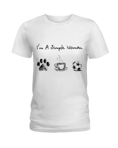 Dog paw - Coffee Tea - Soccer