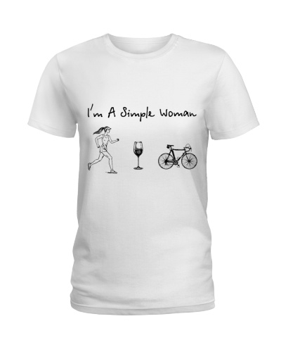 Running - Wine - Bicycle