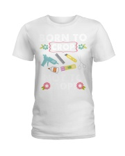 Scrapbooking Ladies T-Shirt thumbnail