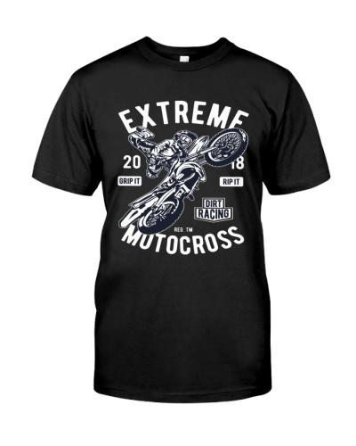Extreme Motocross Tshirt