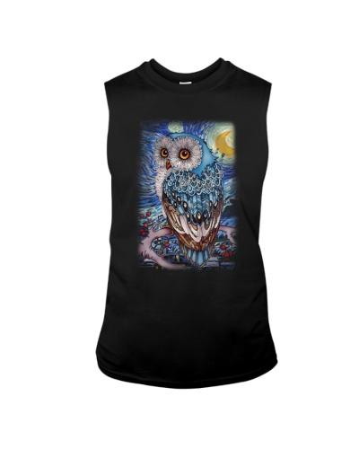 OWL VAN GOGH