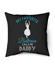 "DADDY Indoor Pillow - 16"" x 16"" thumbnail"