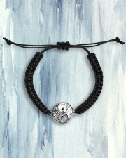 LIMITED EDITIONS Cord Circle Bracelet aos-bracelet-cord-front-lifestyle-6