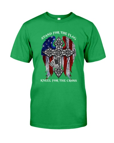 Veteran- Stand for the flag