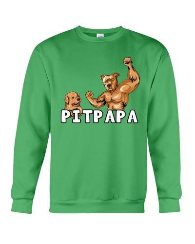 Pitbull Gold Cool Powerful Pitbaba