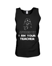 I am your teacher Unisex Tank thumbnail